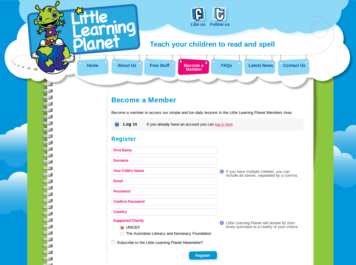 littlelearningplanet.com
