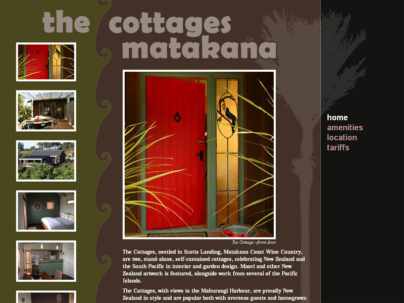 thecottagesmatakana.co.nz