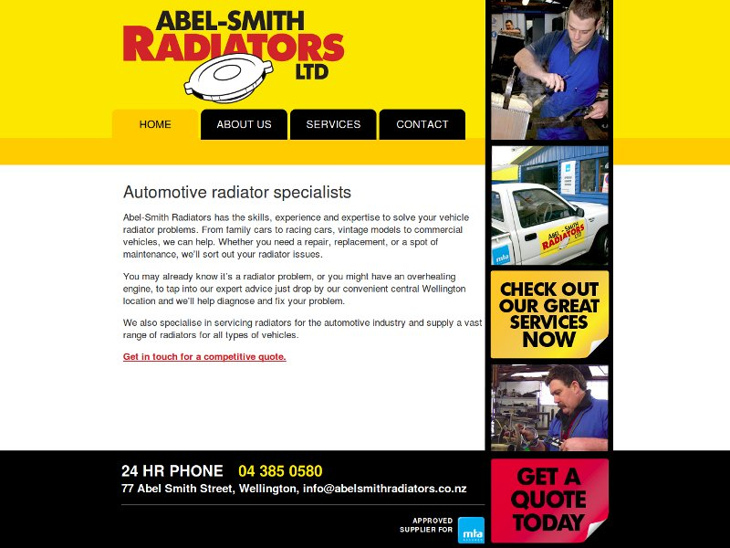 abelsmithradiators.co.nz