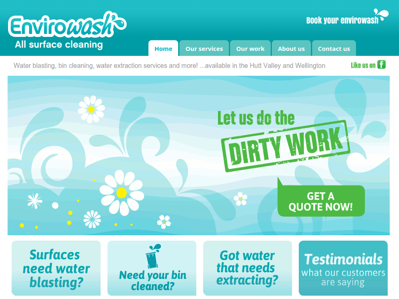 envirowash.co.nz