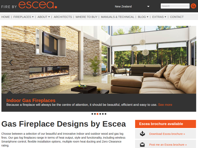 escea.co.nz