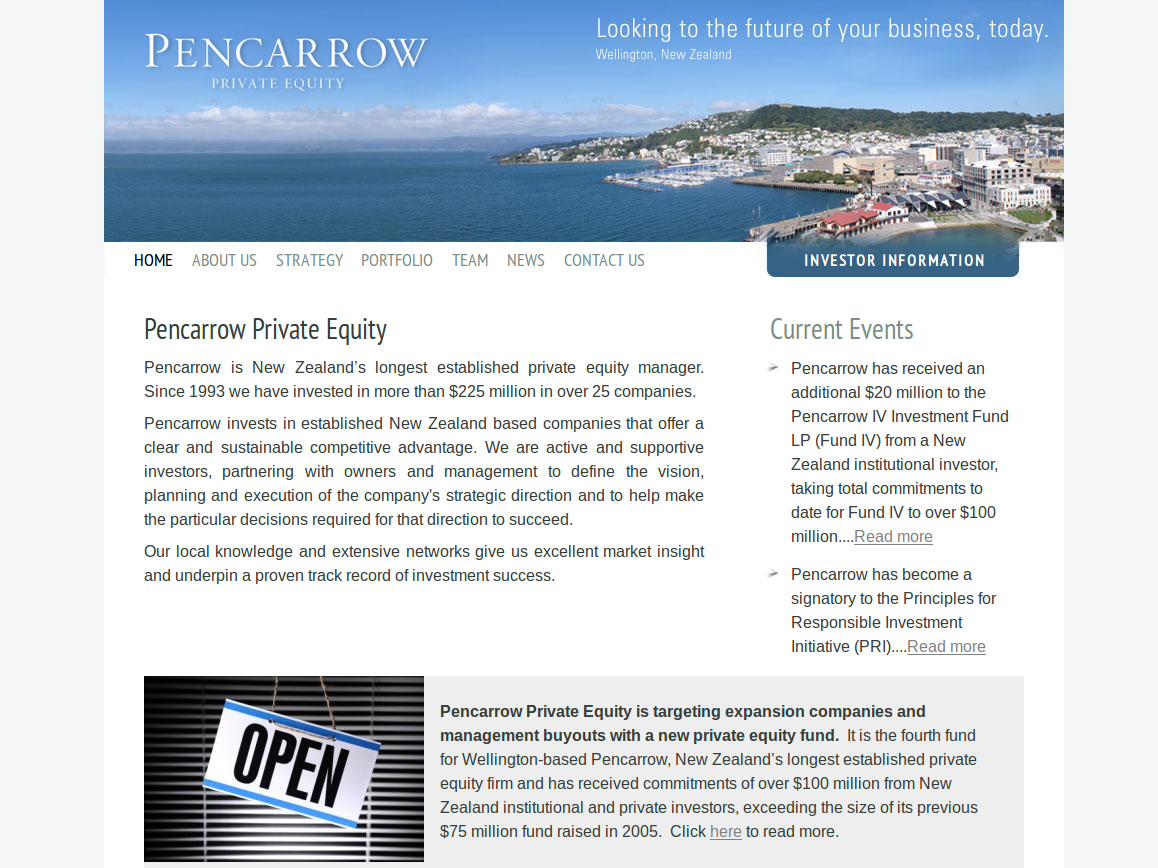 pencarrowpe.co.nz